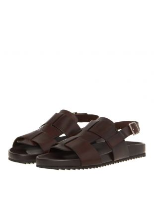 Sandals Wiley - Brown