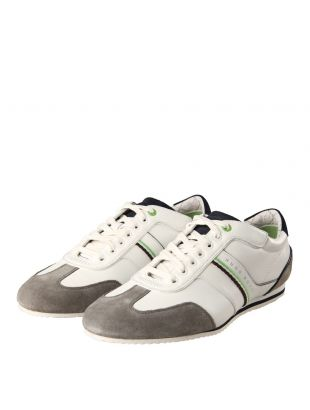 Victoire Fiction Trainers – White