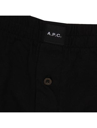 Boxer Shorts Cabourg - Black