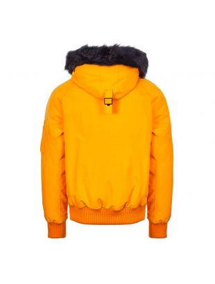 Parka Jacket – Orange / Marigold