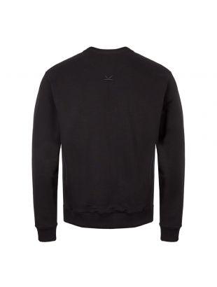 Sweatshirt – Black / Blue