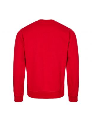 Tiger Sweatshirt – Red