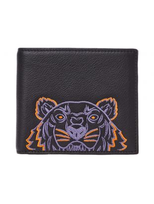 Wallet - Black / Blue