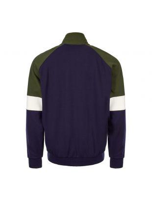 Jacket - Navy / Green
