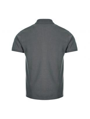 Polo Shirt Fox Patch - Grey