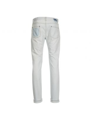 5 Pocket Jeans - Very Light Denim