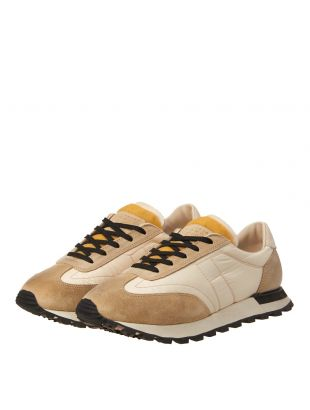Runner Low Trainers - Beige