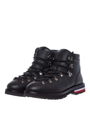 Boots Peak - Black