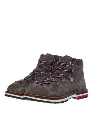 Boots Peak - Grey