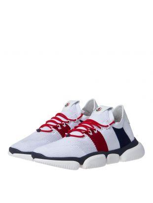 The Bubble Sneaker - White