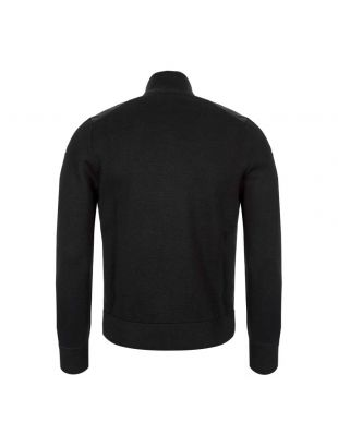 Knitted Cardigan - Black