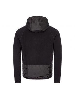Hooded Cardigan - Grey / Navy / Black