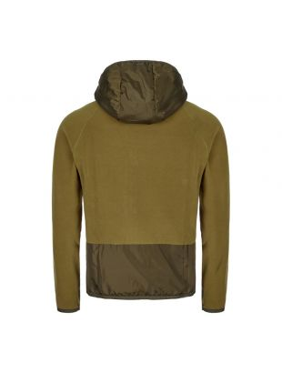 Hooded Cardigan - Green