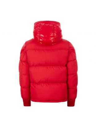 Jacket Eloy - Red