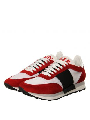 Trainers Horace - Red / White / Black