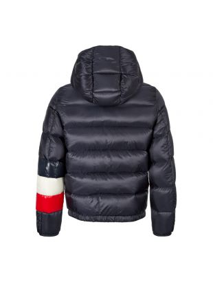 Jacket Willm – Navy / Red / White