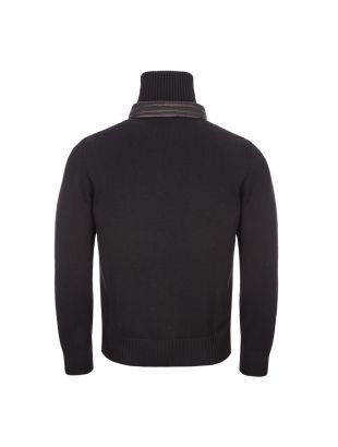 Knitted Cardigan – Black