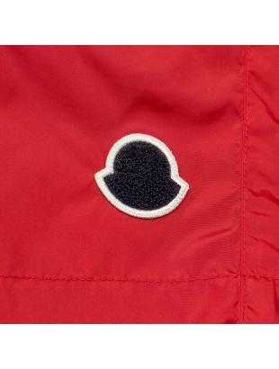 Swim Shorts - Navy/Red/White