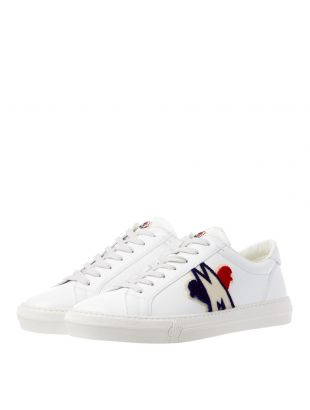 Trainers New Monaco - White