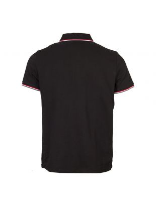 Polo Tipped - Black
