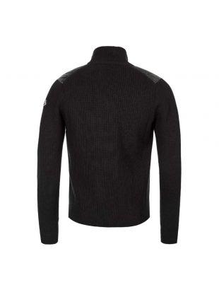 Jacket Knitted - Black