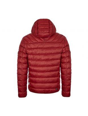 Aerons Jacket - Scarlet Red