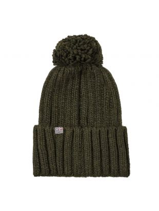 Bobble Hat Semiury – Forest Green