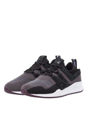 247 Trainers - Dark Grey