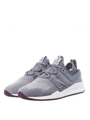 247 Trainers - Light Grey