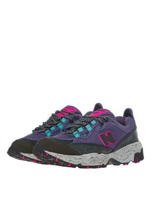 801 Trainers - Lynx Purple