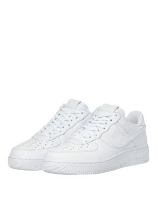 Air Force 1 '07 Low Trainers - White