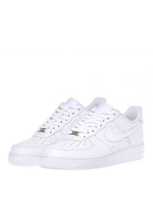 Air Force 1 '07 Trainers – White