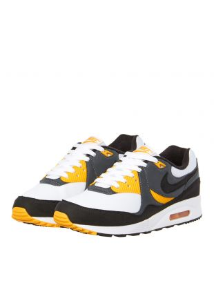 Air Max Light Trainers - Grey / White / Yellow