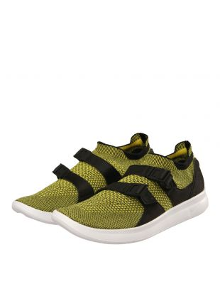 Air Sock Racer Ultra Flyknit Trainers - Yellow Strike