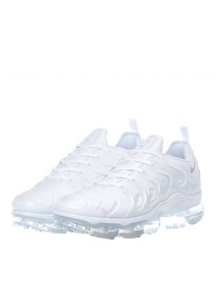 Air Vapormax Plus Trainers – White