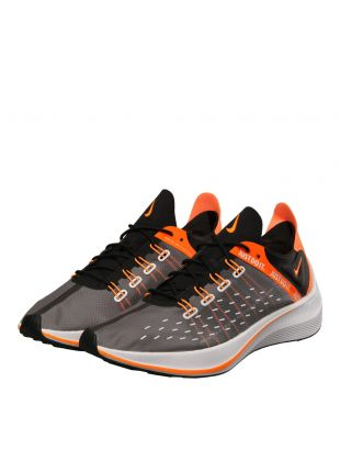 EXP-X14 SE Trainers - Black / White / Orange