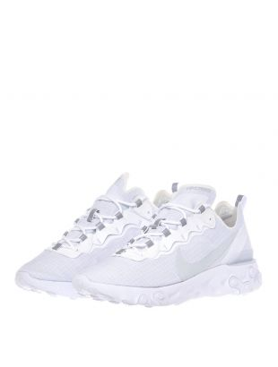 React Element 55 - White