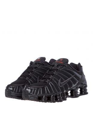 Shox TL Trainers - Black
