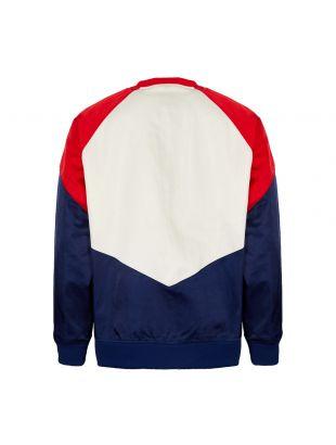 Sweatshirt – Red / Blue / White