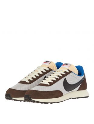 Air Tailwind 79 Trainers - Baroque Brown / Pure Platinum