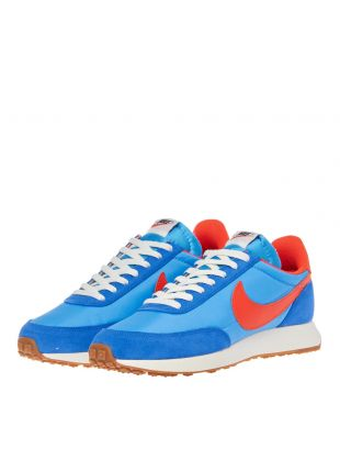 Air Tailwind 79 Trainers – Blue / Orange