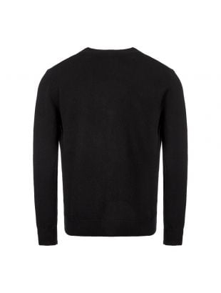 Cardigan Adam Lambswool - Black