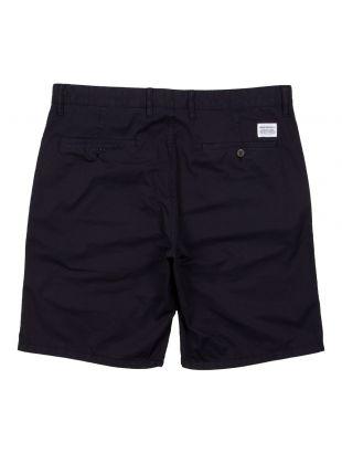 Aros Light Chino Shorts - Navy