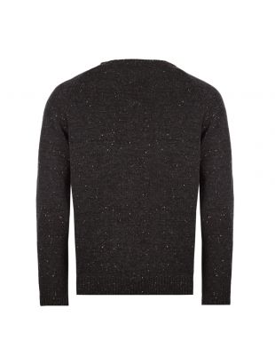 Knitted Sweatshirt Viggo - Charcoal