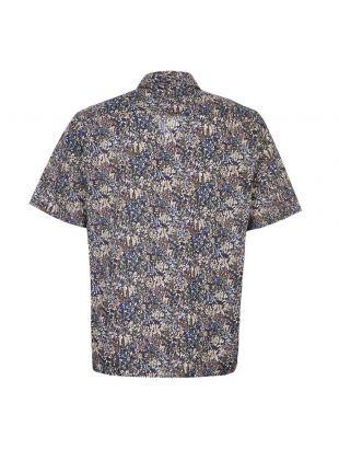 Short Sleeve Shirt – Ivy Green / Navy