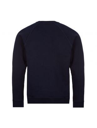 Sweatshirt Ketel Ivy Wave Logo - Navy