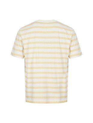 T-Shirt Johannes – Sunrise Yellow Stripe