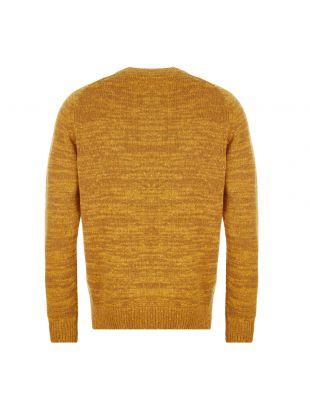 Knitted Sweatshirt Viggo - Yellow