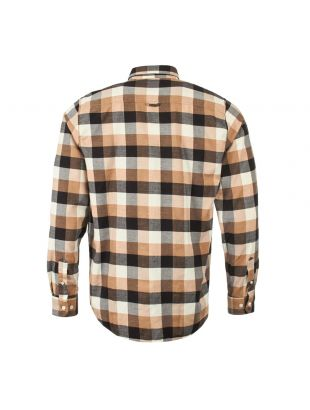 Villads Shirt - Utility Khaki Check