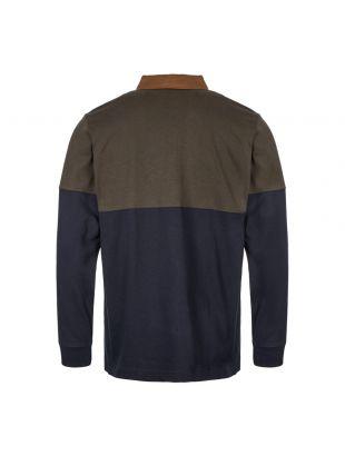 Rugby Shirt - Beech Green